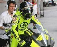 Moto GP: Test Sepand D.3: Rossi vous salue bien