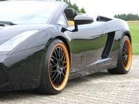 Lamborghini Gallardo Spyder by Edo Competition