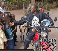 Actualité: Le Riders for Health fait la une