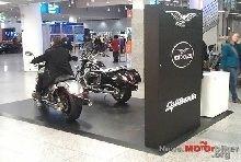 Actualité moto - Moto Guzzi: La California va aller dans les aéroports pour prendre son envol