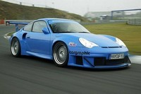 Porsche 996 GT2R by Edo Competition