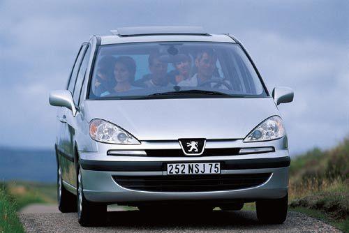 Peugeot 807 2.0 HDi 110 ch : une boîte auto intelligente