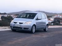 Mitsubishi : Les rejets de CO, NOx, HC et particules