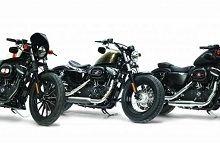 Actualité moto - Harley-Davidson: Des extra chez les Sportster