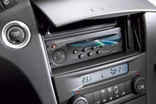 Renault Laguna Cabasse : plein les oreilles