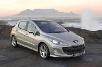 308 : la nouvelle berline verte de Peugeot