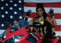 Vidéo moto : Vidéo clip de Lil' Kim Ft. Dj Tomekk