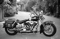 Rétromobile 2017: vente Artcurial: 280 000 euros pour la Harley de Johnny.