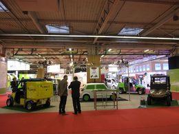 En direct du Mondial de Paris : les nouveaux CrossRider Sport  et Toy Rider électriques de Comarth