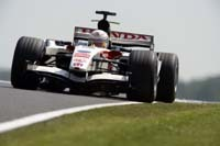 GP d'Italie : qualification, Jenson Button vise le podium