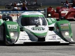 Aston Martin s'impose, Dyson exulte