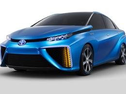 Electriques : Toyota se tourne vers l'hydrogène