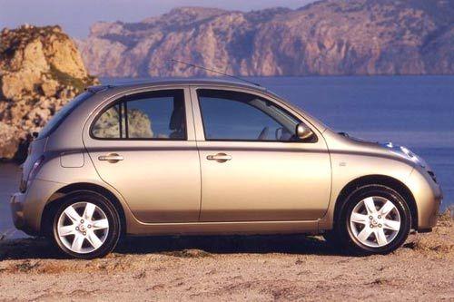 Nissan Micra Diesel : une petite diesel