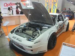 Tokyo Auto Salon 2013 - Nissan 380SX BenSopra : objectif 400 km/h [Vidéo]