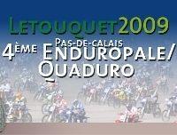 Calendrier : Enduropale du Touquet, édition 2009