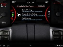 Technologie : un système d'information sur les places de parking vides