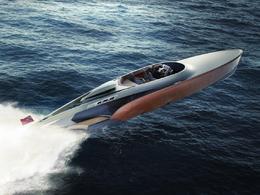 """Rolls-Royce : des V12 """"Merlin"""" pour un bateau très exclusif"""