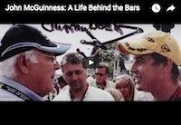 "Vidéo: John McGuinness, ""A Life Behind the Bars"""