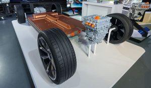 General Motors dévoile ses batteriesau lithium