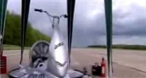 Vidéo : à la découverte de l'Hoverbike