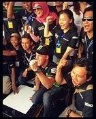 Moto GP - Yamaha: 60.000 spectateurs pour une simple course de marque en Indonésie