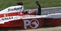Conclusion de la saison de GP2 à Monza