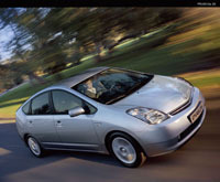 Toyota : Les rejets de CO, NOx, HC et particules