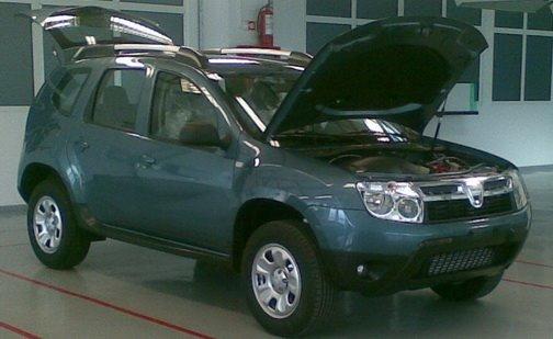 Futur SUV Dacia: c'est lui!