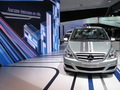 En direct du Mondial de Paris 2010: Mercedes et ses techniques écolos !