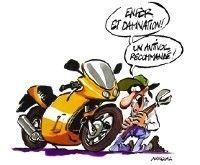 Vol moto : Je me suis fait voler ma moto : que faire ?