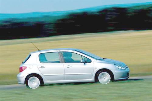 Les Peugeot 206, 307 et Coupé 406 sortent leur Griffe