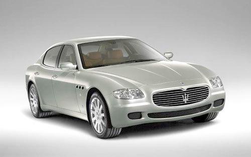La Maserati Quattroporte renaît de ses cendres