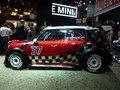 Salon de l'auto 2010 Live : Mini WRC, compétition bling bling