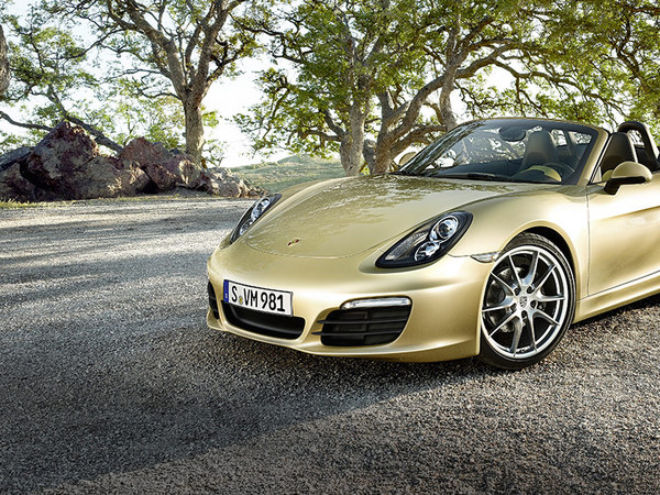 "Future ""petite"" Porsche: moins de 40000 €!"
