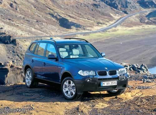 BMW X3, le Rav 4 allemand
