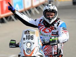 Dakar 2013 : un concurrent moto tué dans un accident