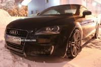"Audi TT-RS: ""toujours prête"""