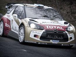WRC : Mikko Hirvonen détruit une DS3 WRC en essais