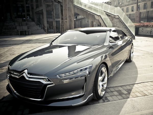Citroën prépare une grande berline C6 inédite pour la Chine