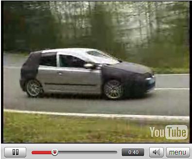Vidéo : Future VW Golf VI en test