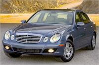 La Mercedes E 300 Bluetec arrive en Europe !