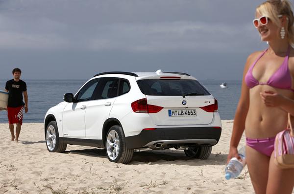 Nouveau BMW X1 officiel en photos et vidéos (et prix)