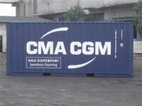 CMA CGM : des conteneurs verts !