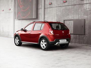 Dacia Sandero Stepway : un seul modèle, un seul prix : 11.900 euros