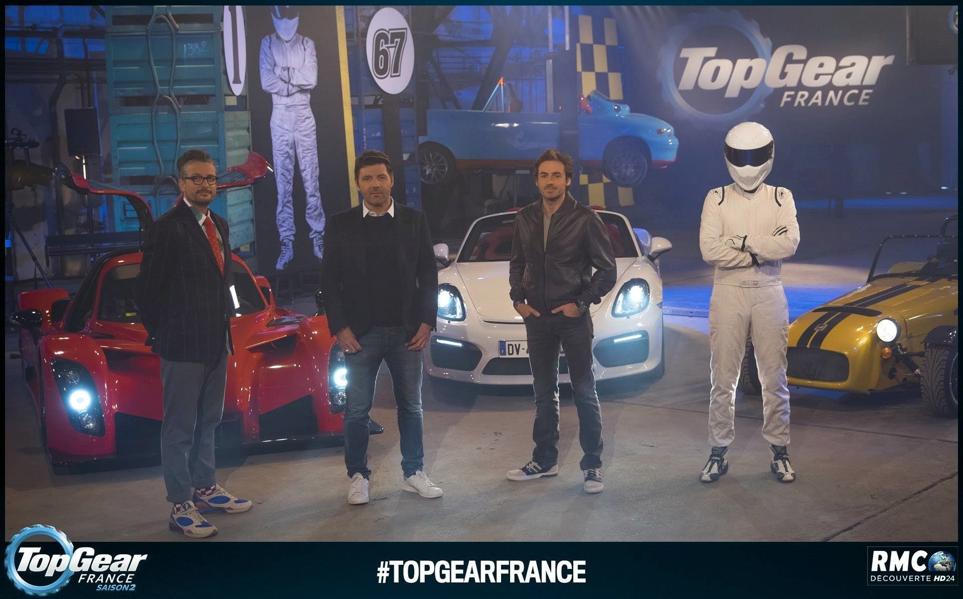 top gear france saison 2 bonnes r solutions et bonnes audiences. Black Bedroom Furniture Sets. Home Design Ideas