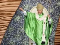 Le pape Benoît XVI : soyons tous verts (écolos) !