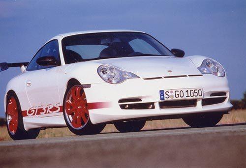 Porsche 911 GT3 RS : en souvenir du passé