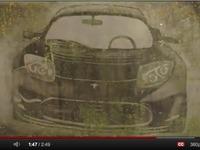 Ils utilisent la pollution automobile pour créer des graffitis écolos