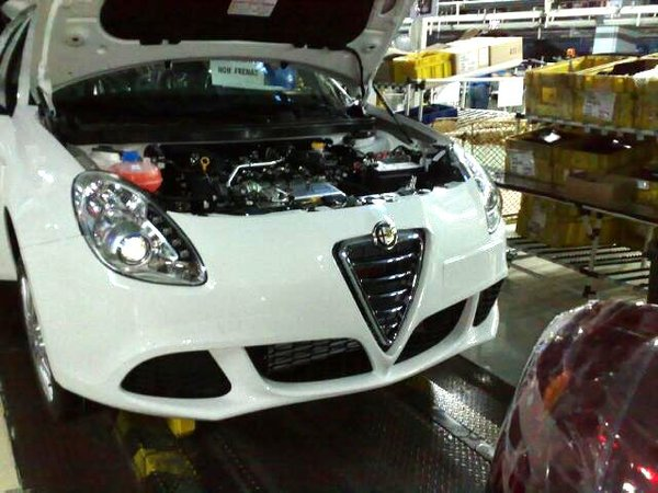 Alfa Romeo Milano : c'est elle