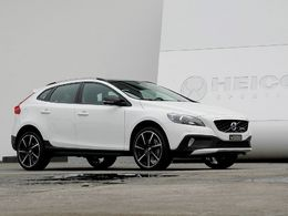 Heico Sportiv virilise le Volvo V40 Cross Country